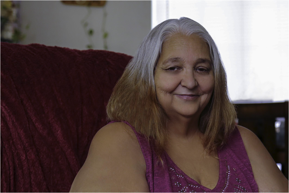 Upgrades to Elaine's Merced home made life with serious illness much easier – and saved money on her utility bills